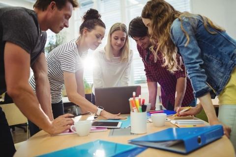Системное обучение сотрудников компании