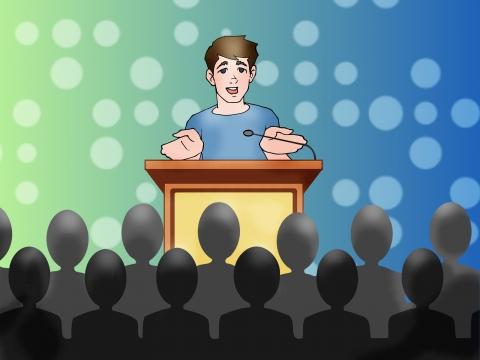 Публичные выступления или ораторское мастерство